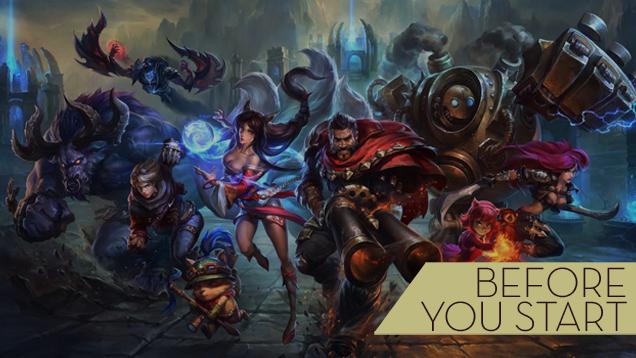 League of Legends tips