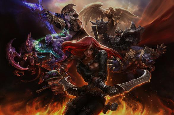League of Legends ADS
