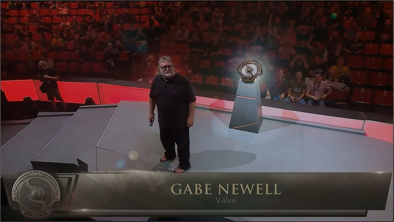 The International 2016 Gabe