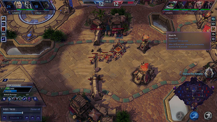 HotS Replay