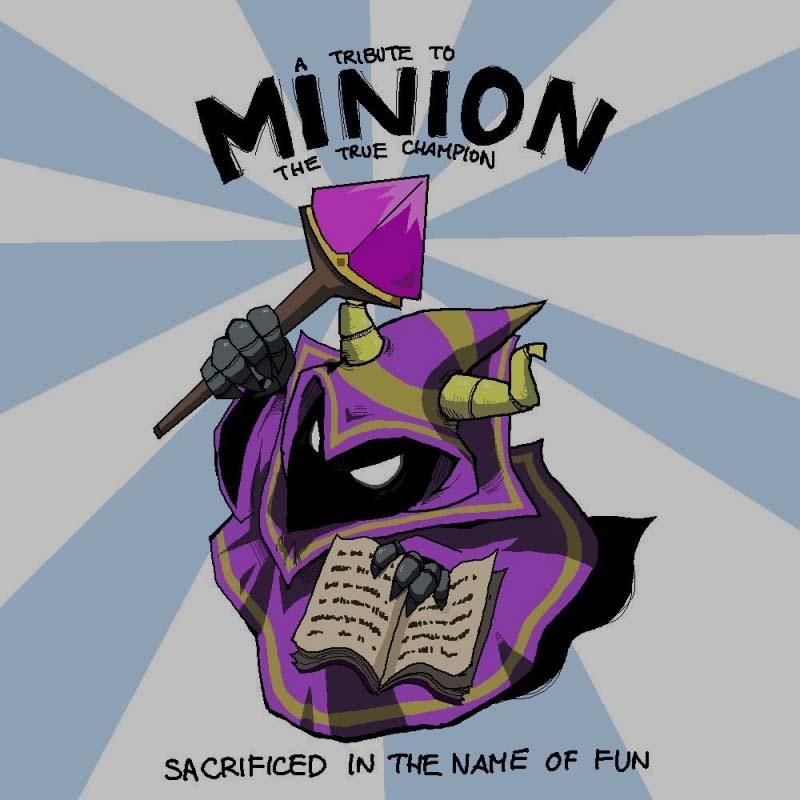 LoL Minion