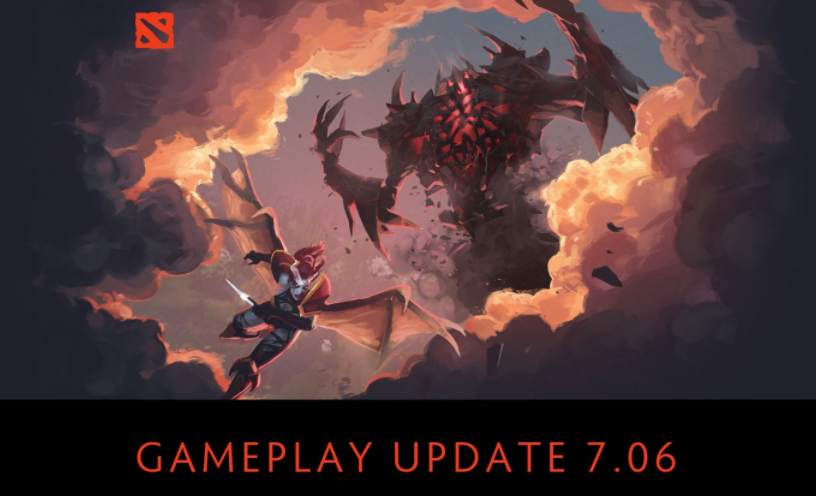 Dota 2 Gameplay changes 7.06