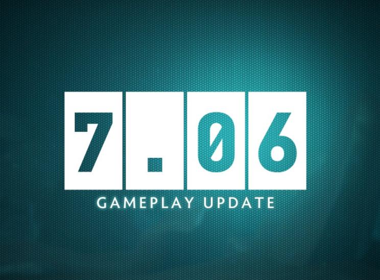 Dota 2 patch 7.06